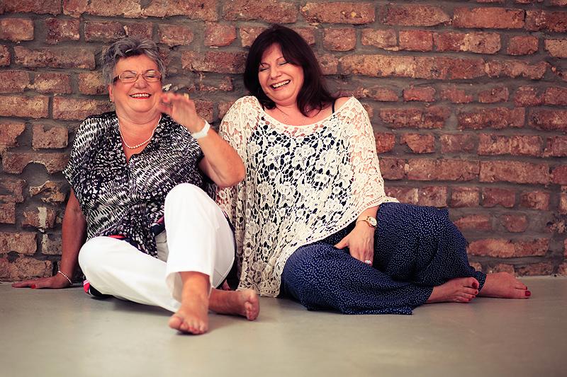Sylvia und Sigrid