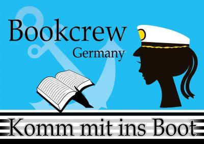Bookcrew Germany: Komm mit ins Boot